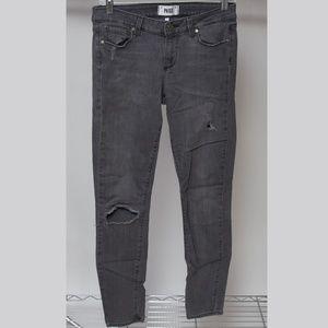 Paige Verdugo Ultra Skinny Jeans Size 28